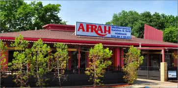 Afrah in Richardson