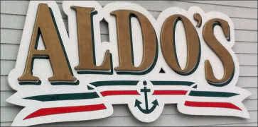 Aldos Harbor Restaurant in Santa Cruz