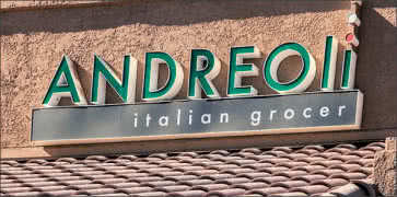 Andreoli Italian Grocer in Scottdale