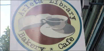Arleta Library Bakery Cafe