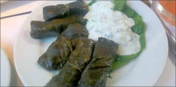 Vegetarian Dolmathes