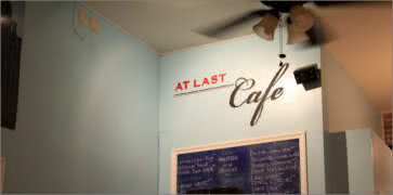 At Last Cafe