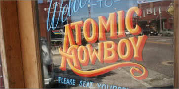 Atomic Cowboy in Denver