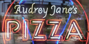 Audrey Janes Pizza Garage in Boulder