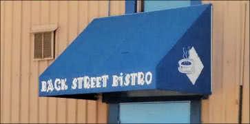 Back Street Bistro in Santa Fe