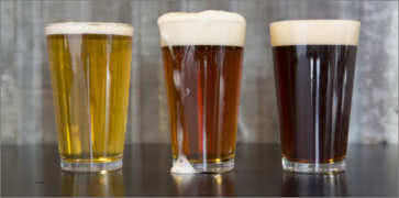3 Types of Craft Beers