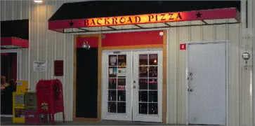 Backroad Pizza in Santa Fe
