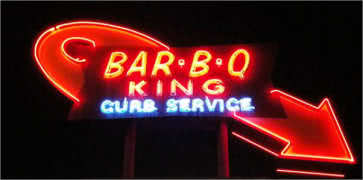 Bar-B-Que King Drive-In in Charlotte