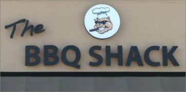 The BBQ Shack in Paola