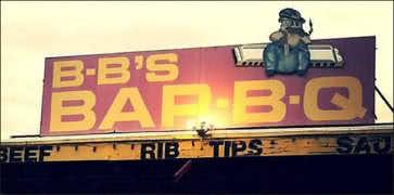 BBs Lawnside BBQ in Kansas City