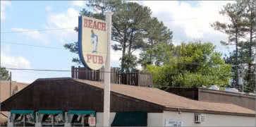 Beach Pub in Virginia Beach