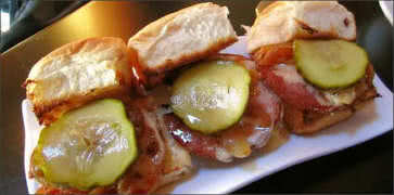 Pork Roll Sliders