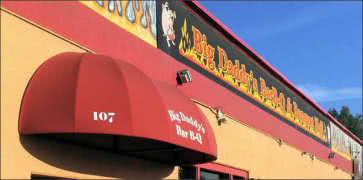 Big Daddy's BBQ & Banquet in Fairbanks