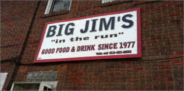 Big Jims Restaurant and Bar in Pittsburgh