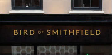Bird of Smithfield in London