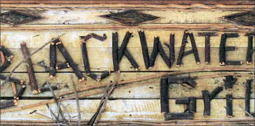 Blackwater Grill in Simons Island