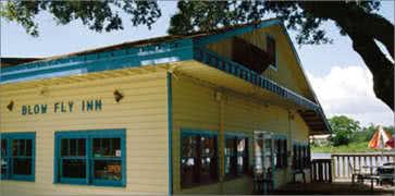 Blow Fly Inn in Gulfport