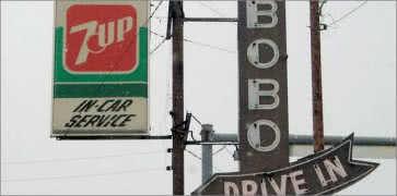 Bobos Drive-In in Topeka