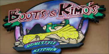 Boots & Kimo's Kitchen