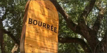 Bourree at Boucherie in New Orleans