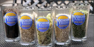 Michigan Brewing Co Raw Ingredients