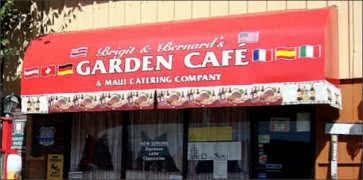 Brigit & Bernards Garden Cafe