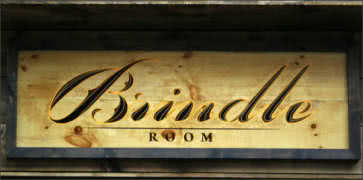 Brindle Room in New York