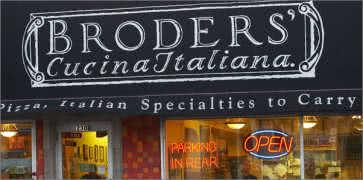 Broders Cucina Italiana in Minneapolis