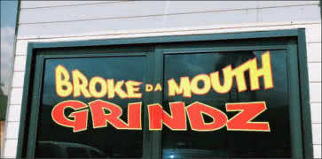 Broke Da Mouth Grindz in Kailua-Kona