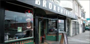 Broken Record in San Francisco