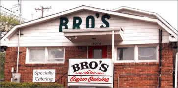 Bros Cajun Cuisine in Nashville