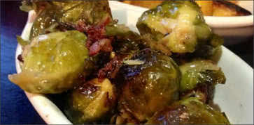 Brussels Sprouts & Bacon