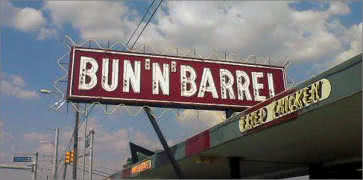 Bun N Barrel in San Antonio