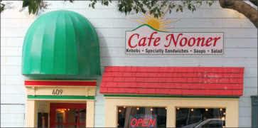 Cafe Nooner in Eureka