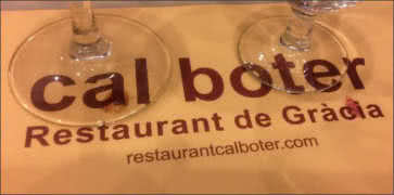 Cal Boter in Barcelona
