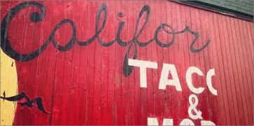 California Tacos in Omaha