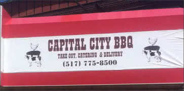 Capital City BBQ in Lansing