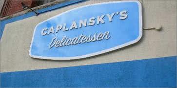 Caplanskys Deli in Toronto
