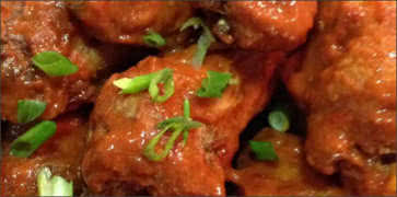 Chipotle Barbecue Wings