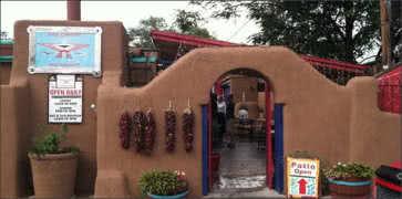 Casa Chimayo in Santa Fe