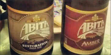 Abita Beer - Restoration Pale Ale and Amber