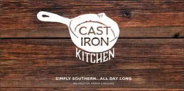 Cast Iron Kitchen