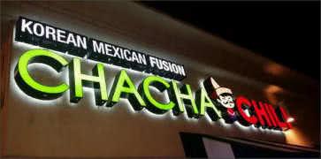 Cha Cha Chili in Los Angeles