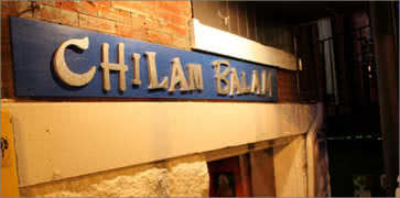 Chilam Balam in Chicago