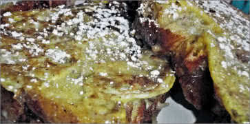 Cobblestone French Toast