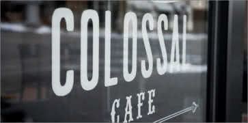 Colossal Cafe in Minneapolis