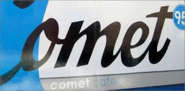 Comet Cafe in Milwaukee