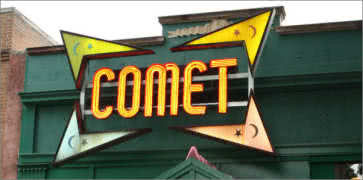 Comet Ping Pong in Washington