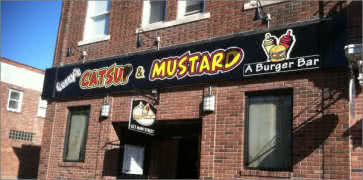 Coreys Catsup and Mustard in Manchester