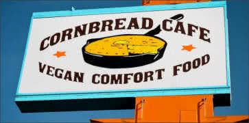 Cornbread Cafe in Eugene